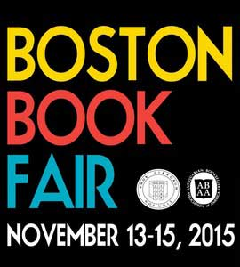 Boston Book Fair 2015