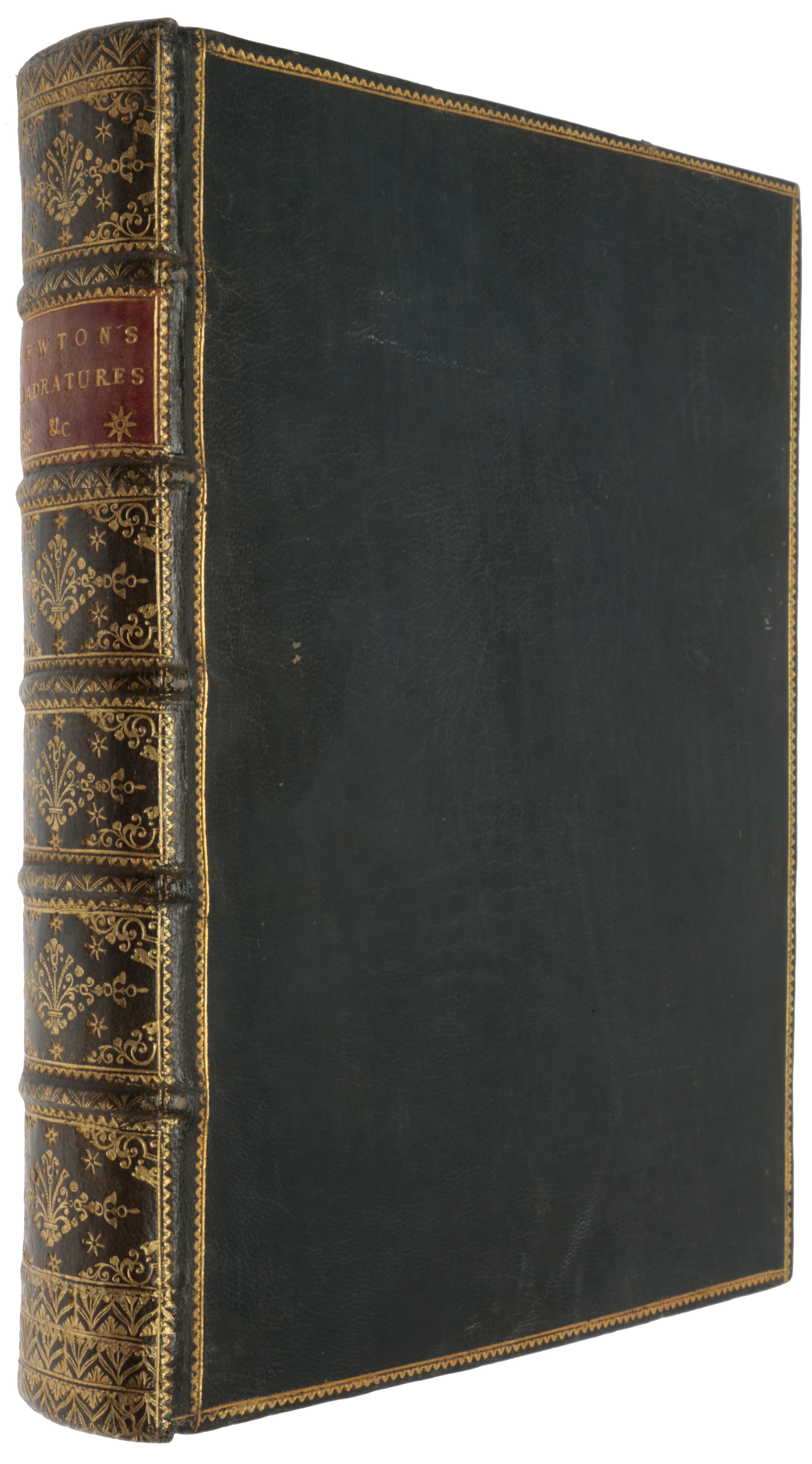 Two Treatises of the Quadrature of Curves, and Analysis by Equations of an infinite Number of Terms, explained: Containing The Treatises themselves, translated into English, with a large Commentary; in which the Demonstrations are supplied where wanting, the Doctrine illustrated, and the whole accommodated to the Capacities of Beginners, for whom it is chiefly designed. Sir Isaac NEWTON, John STEWART.