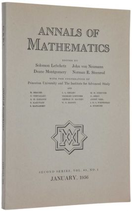 'The imbedding problem for Riemannian manifolds,' pp. 20-63 in Annals of Mathematics, Vol....