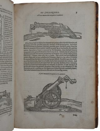 Three bookes of colloquies concerning the arte of shooting: in great and small peeces of...