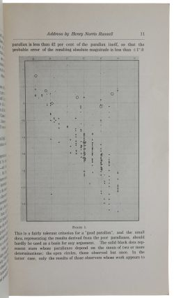 Relations Between the Spectra and Other Characteristics of the Stars. Offprint from Popular Astronomy, Vol. 22, Nos. 5 – 6, 1914.