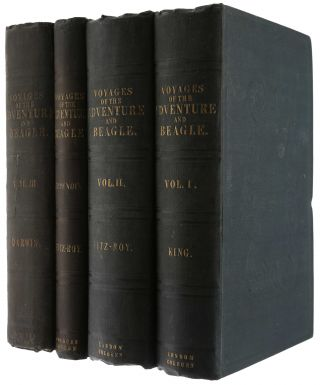 Narrative of the Surveying Voyages of His Majesty's Ships Adventure and Beagle, between the...