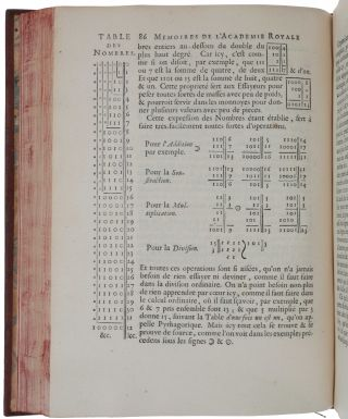 'Novelle Arithmetique binaire'. [With:] 'Explication de l'Arithmetique binaire, qui se...