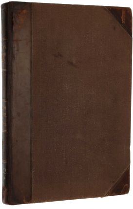 Specification of Thomas Alva Edison. Electric lamps. No. 4576, 10 November, 1879. [Bound with thirteen other patents, including eight more by Edison, most concerned with electric lighting, the design and manufacture of light bulbs, and the supply of electricity].