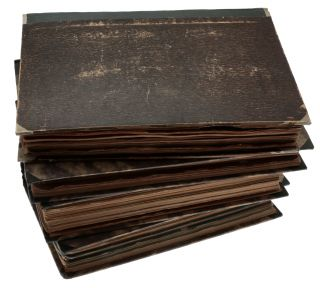 Bound collection of some 140 offprints, of which 28 are inscribed and several have annotations in the text, documenting Neumann's contributions to electromagnetism and potential theory, the subjects for which he is best known today.