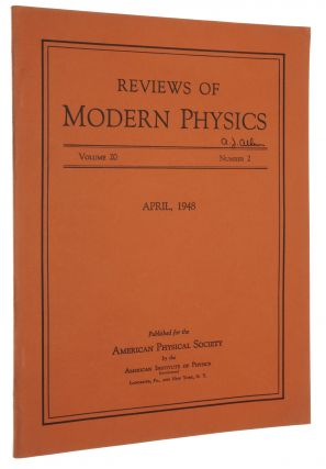 'Space-Time Approach to Non-Relativistic Quantum Mechanics,' pp. 367-387 in: Reviews of Modern Physics, Vol. 20, no. 2, April, 1948.