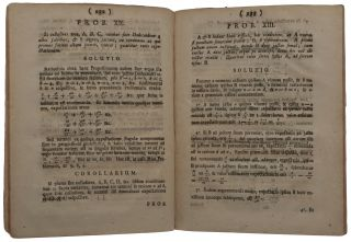 'De Mensura Sortis, seu, de Probabilitate Eventuum in Ludis a Casu Fortuito Pendentibus,' pp. 213-264 in Philosophical Transactions, Vol. 27, No. 329. For the months of January, February, and March 1711.