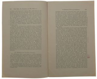 'The quantum theory of radiation,' pp. 785-802 in Philosophical Magazine, Sixth Series, Vol. 47, No. 281, May 1924.