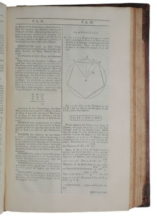 Lexicon Technicum: or, an Universal English Dictionary of Arts and Sciences: Explaining not only the Terms of Art, but the Arts Themselves.