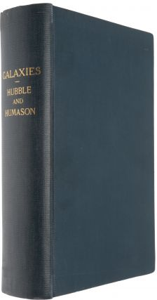 A remarkable sammelband containing 17 separately-paginated offprints from the Astrophysical Journal, of which 15 are by Hubble, documenting his discoveries on the size, structure, and properties of the universe in the period 1925-43.